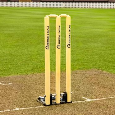 FORTRESS Spring Back Cricket Stumps