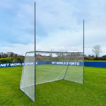 10 x 6 FORZA Steel42 Football/Soccer Combination Goal Posts