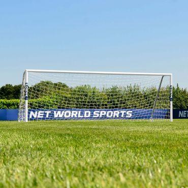 12 x 4 FORZA Alu60 Soccer Goals | Soccer Goals