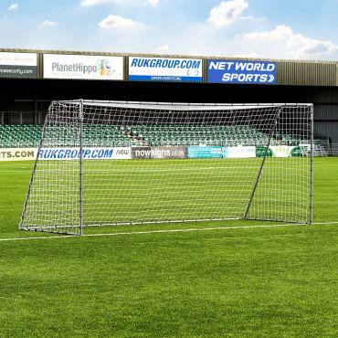 16 x 7 FORZA Steel42 Soccer Goal | Net World Sports