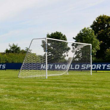 18.5 x 6.5 FORZA Alu60 Soccer Goals | Soccer Goals