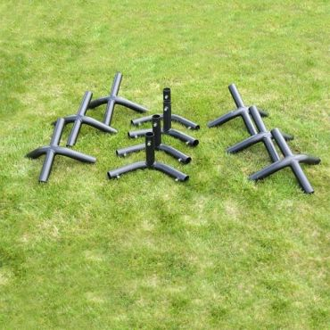 Trapezoid Batting Cage Connector Kit | Net World Sports