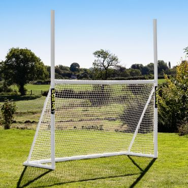 8 x 5 FORZA Rugby & Football Goal | Gaelic goal