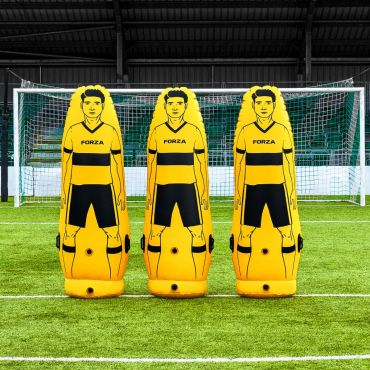 Pack Of 3 American Football Training Mannequins