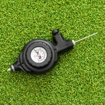 Ball Pressure Gauge Reader
