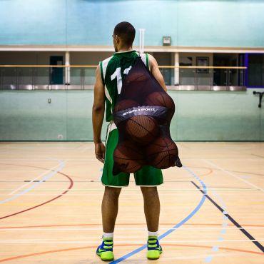 Drawstring Basketball Carry Bag