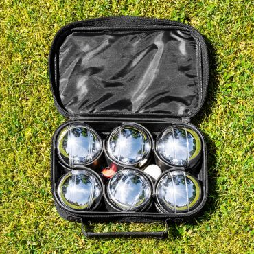 Metal Boules Set with Carry Bag