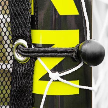 Elastic Bungee Goal Net Ties - 40 Pack