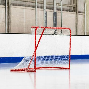 Regulation Ice Hockey Goal & Net | Net World Sports