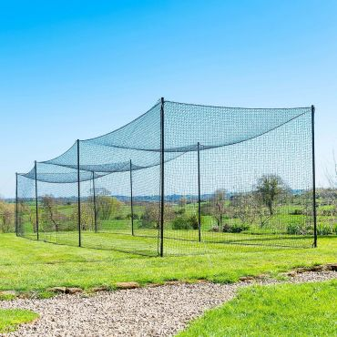 FORTRESS Ultimate Baseball Net & Poles