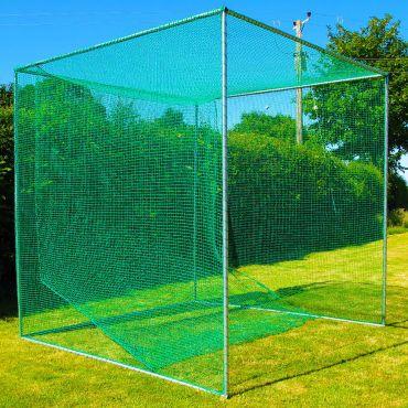 Freestanding Golf Cage Net