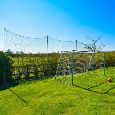Stop That Ball™ - Ball Stop Net & Post System