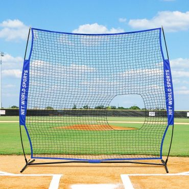 FORTRESS Portable Softball Screen