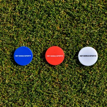 FORB Golf Ball Markers - 25 Pack (Plastic)