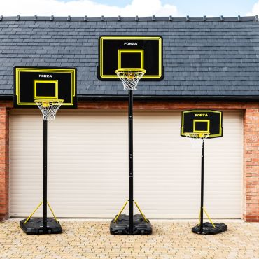 FORZA Adjustable Basketball Hoop And Stand System