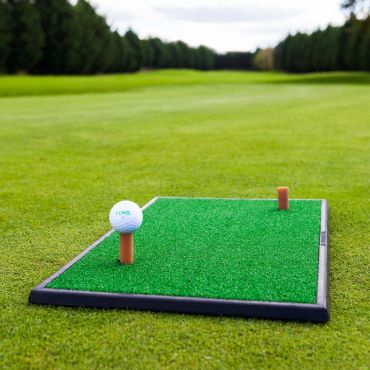FORB Launch Pad Golf Practice Mat