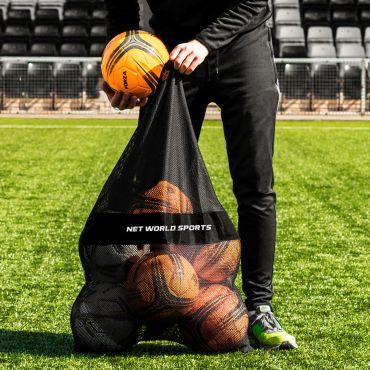 Sports Ball Carry Bag Football Rugby Netball Equipment