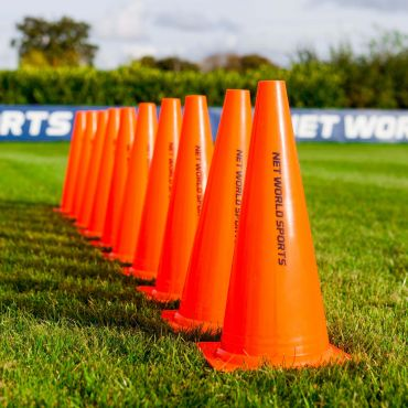 "12"" Inch Football Training Marker Cones"