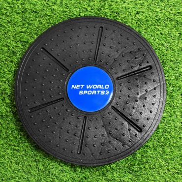 Metis Wobble/Balance Board | Fitness Training Tool | Net World Sports