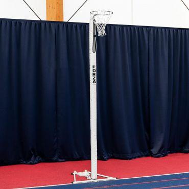 Freestanding Aluminium Netball Posts