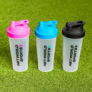 700ml BPA Free Plastic Protein Shaker With Wire Ball