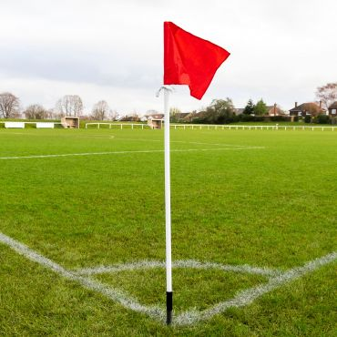 Corner Flags For Soccer Pitches