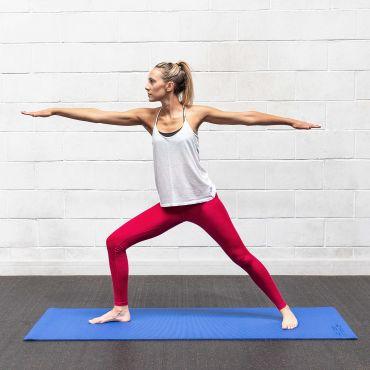 Exercise & Yoga Mat – 6mm Non-Slip