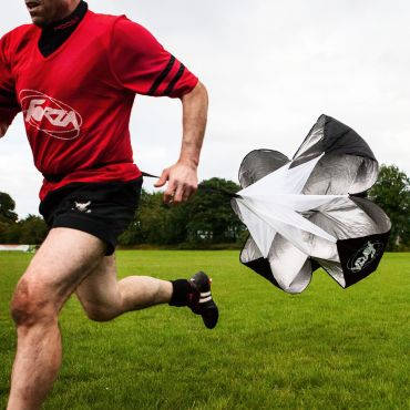 Rugby Speed Training With The Sprint Resistance Parachute