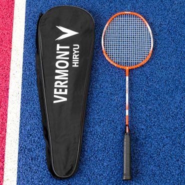 Vermont Hiryu Badminton Racket | Elite Carbon Performance | Elite Badminton Racket | Net World Sports