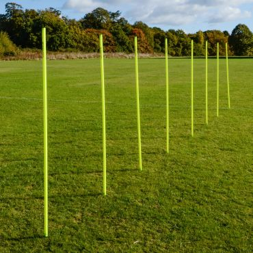 5ft Spring Loaded Agility Poles