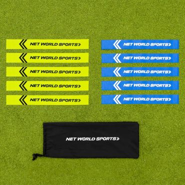 Flag Football Belt Set | American Football | Net World Sports