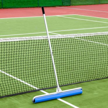 Tennis Rol-Dri Court Roller Squeegee | Tennis Court Squeegees | Rain Shuttles | Tennis Court Cleaner | Net World Sports