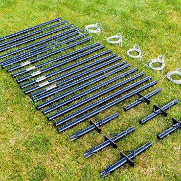 Ultimate Cricket Pole Kit