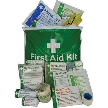 Value Sports First Aid Kit