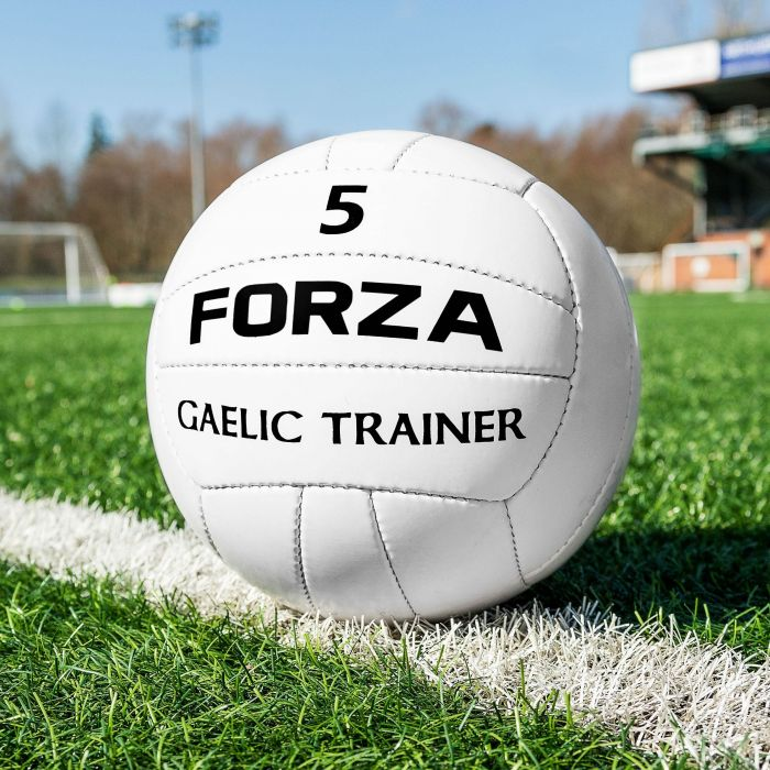 Gaelic football ball for practice