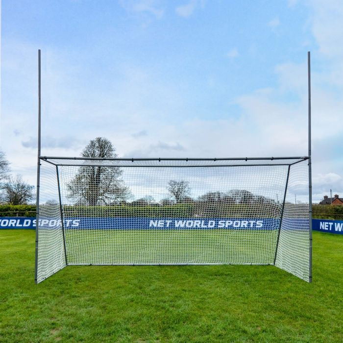 High-Quality Rugby & Soccer Backyard Goal | Net World Sports