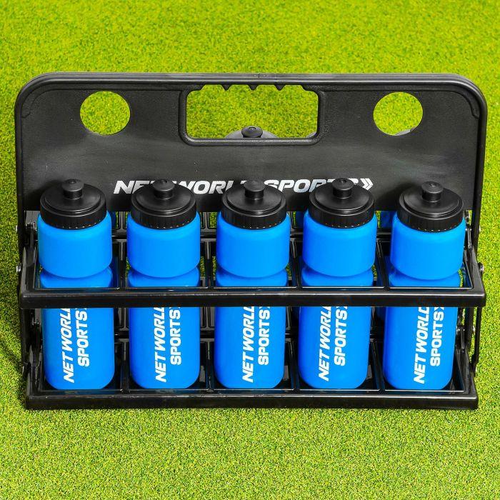 Plastic Foldable Drinks Carrier | 10 Water Bottles
