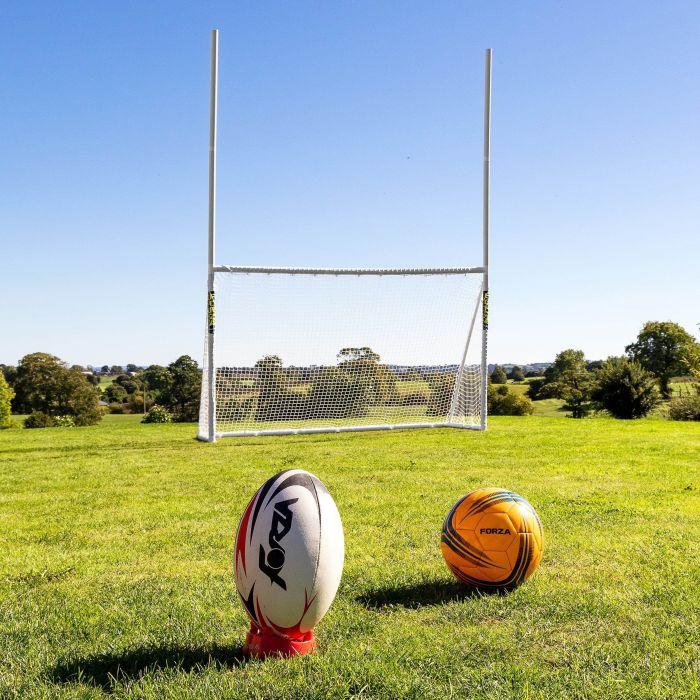 FORZA Combi Garden Goals For Rugby & Football | Net World Sports