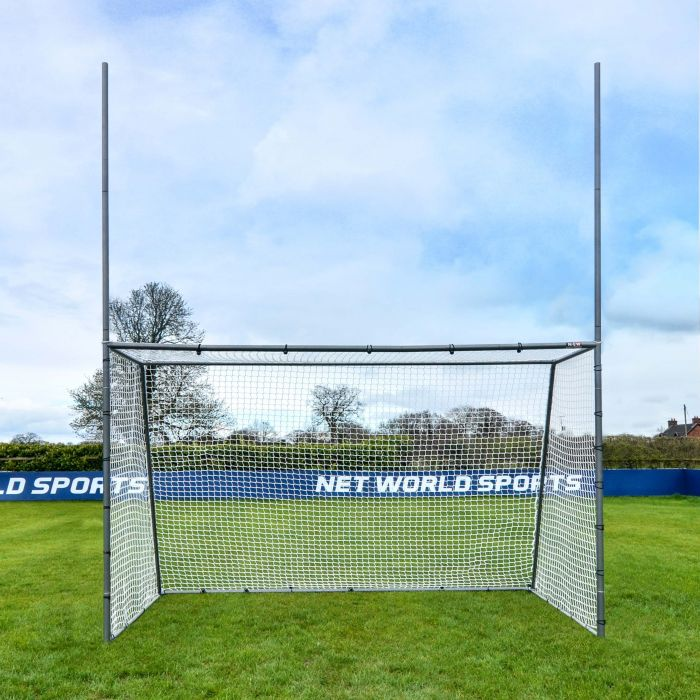 High-Quality Backyard Goals For Junior Rugby & Soccer | Net World Sports