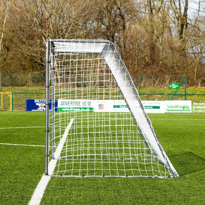 12 x 6 FORZA Steel42 Soccer Goal | Net World Sports