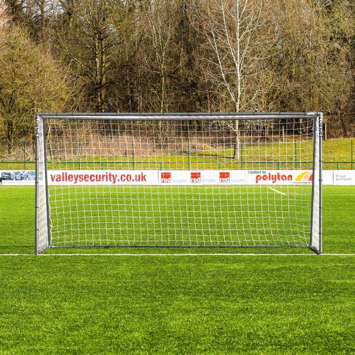 12ft x 6ft Steel Soccer Goals