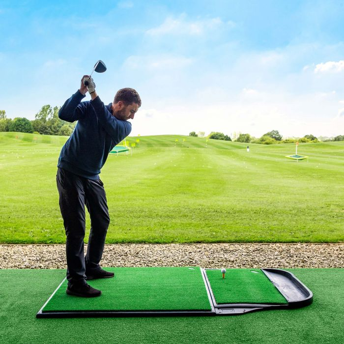 FORB Pro Drving Range Practice Mat   Net World Sports