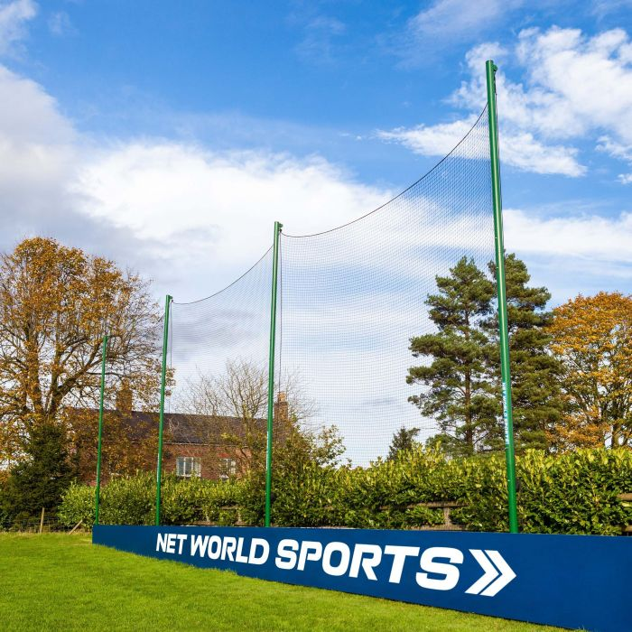 Sports Backstop Nets | Net World Sports | Basketball Netting