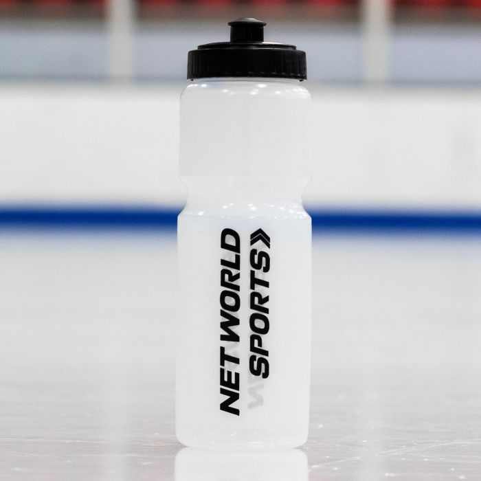 Semi-Translucent Ice Hockey Reusable Sports Bottles