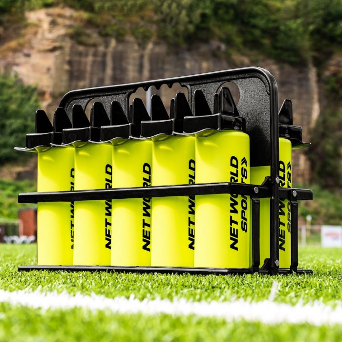 1L Sports Bottles and Foldable Carrier