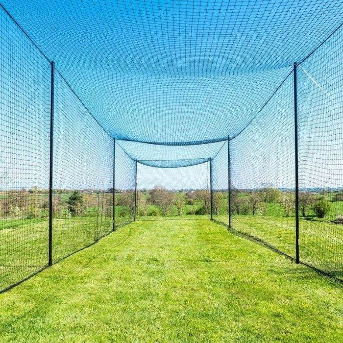FORTRESS Baseball Batting Cage Nets | HDPP Netting | Net World Sports