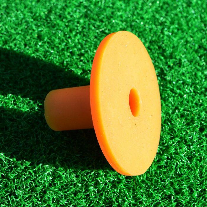 55mm Rubber Driving Range Tees (5 Pack) | Net World Sports