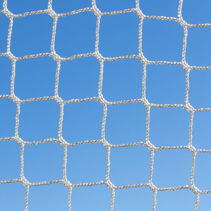 3mm Knotless HDPE Goal Net Completely Rot-Resistant | Net World Sports