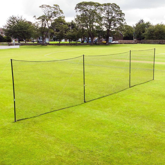 Temporary Cricket Perimeter Net