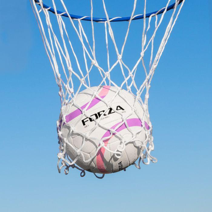 New Net For Netball Hoop | Netball Post Net